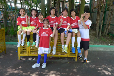 Soccer Match Aug 2014
