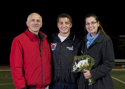 Soccer Senior Night Pictures