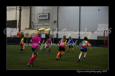 Ak Goal Diggers  Vs Hot Mess at AT&T sports Pavilion