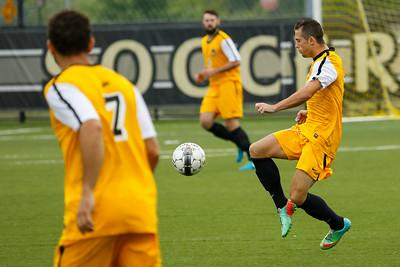 NKU Men's Soccer vs UK 8-17-2014
