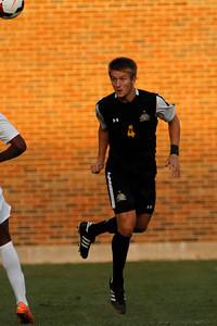 NKU Men's Soccer vs University of Dayton 9-6-2013