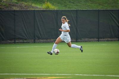 NKU Women's Soccer vs Butler 9-17-2014