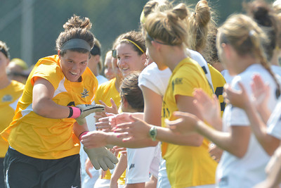 NKU Women's Soccer vs Canisius College 9-8-2013