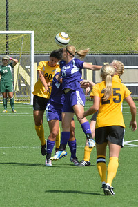 NKU Women's Soccer vs Tennessee Tech 9-1-2013