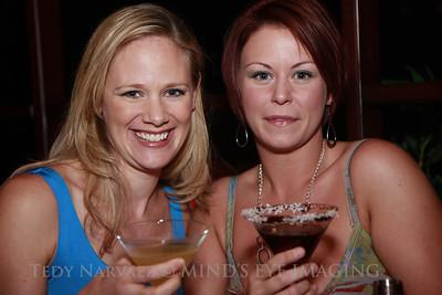 Rhoda (R) & Marie (L)