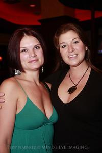 Amara (L) & Patricia (R)
