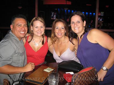 Me, Jennie, Kay & Janelle