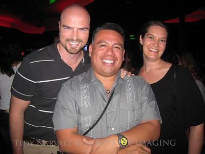 CTA Crew: Jared (acu), Me & Monica (acu)