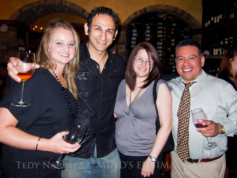 Liz, Norm, Janice & I