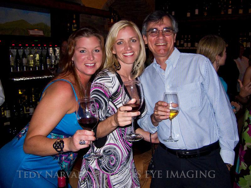 Patricia, Alisha & Dana