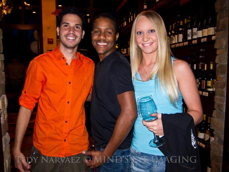 Rico, Ashton & Amy
