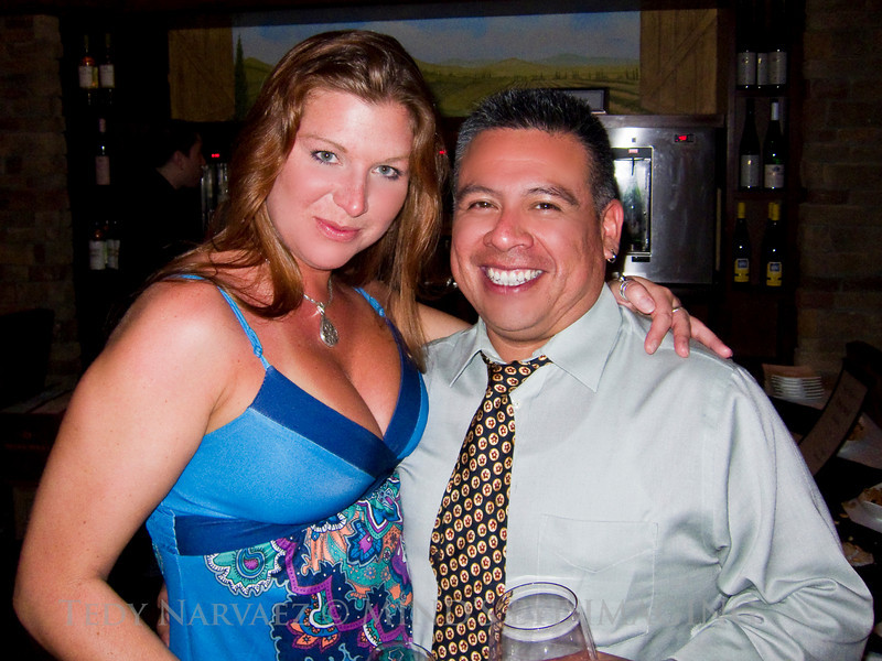 Patricia & I