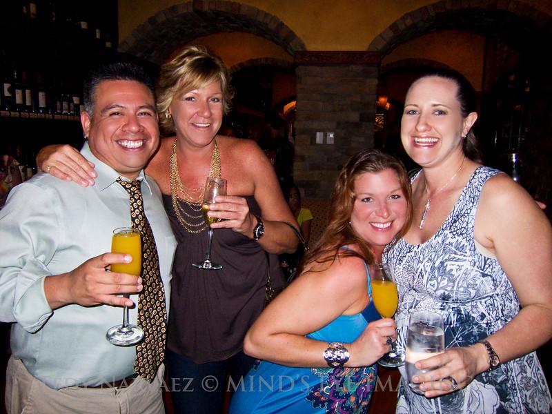 Me, Judz, Patricia & Kerrye