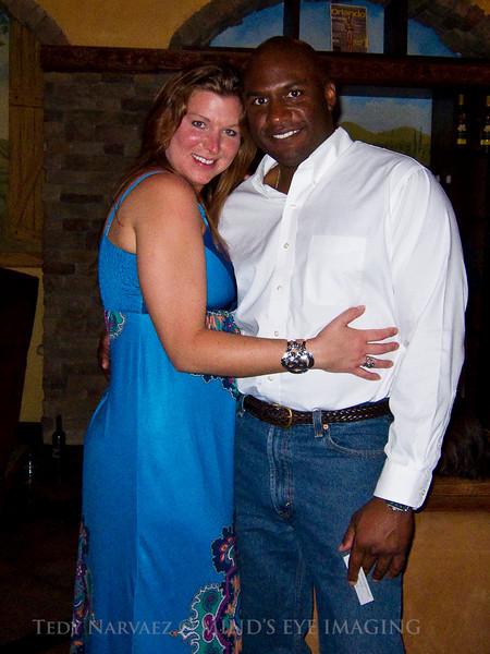Patricia & Titus
