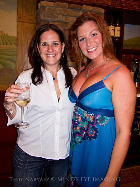 Janelle & Patricia