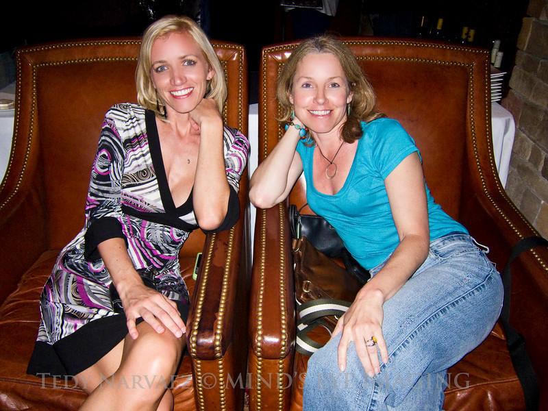 Alisha & Tracy