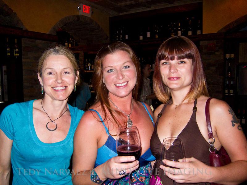 Tracy, Patricia & Amara