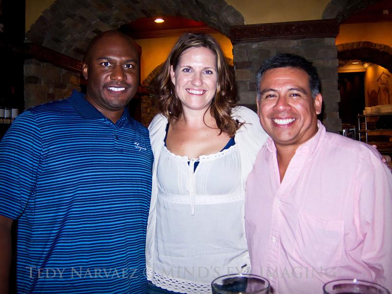 Titus, Janelle & I