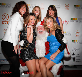 Holiday Champagne Party 2013