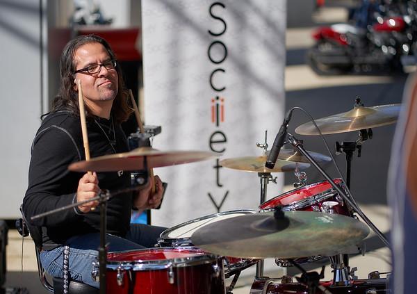 SocietY Live at Seminole Harley