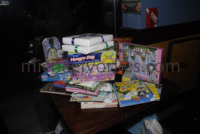 Society ties toy drive 11 04 09