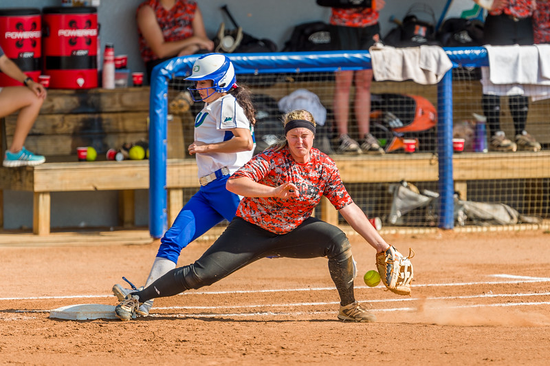 FGCU v Mercer Game 2 04/26/2014