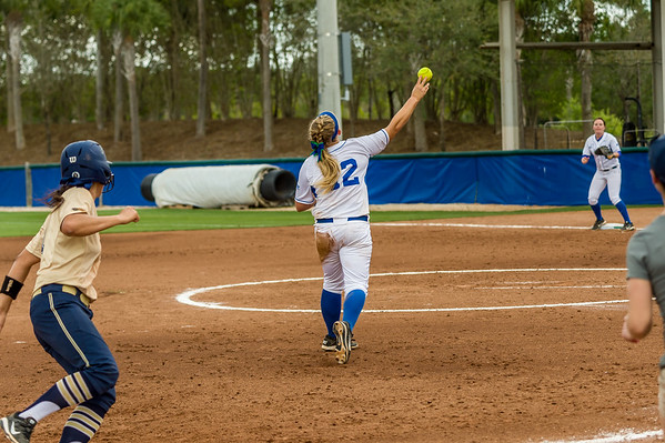 FGCU v Pittsburg 03/10/2015