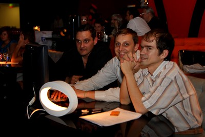 Petrovka.ua at Softprom Gamescom afterparty 2009