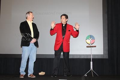 2012 SEG Sales Conference Entertainment