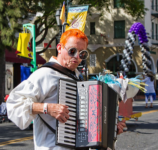 Summer Solstice Parade 2014