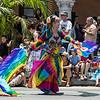 Solstice Parade, Santa Barbara, Ca.