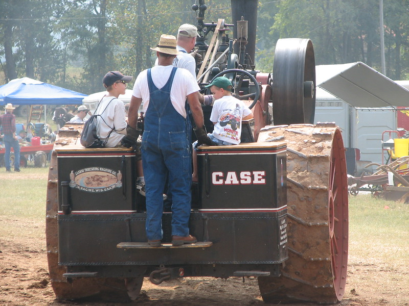 Sommerset Steam & Gas Show 2006 024