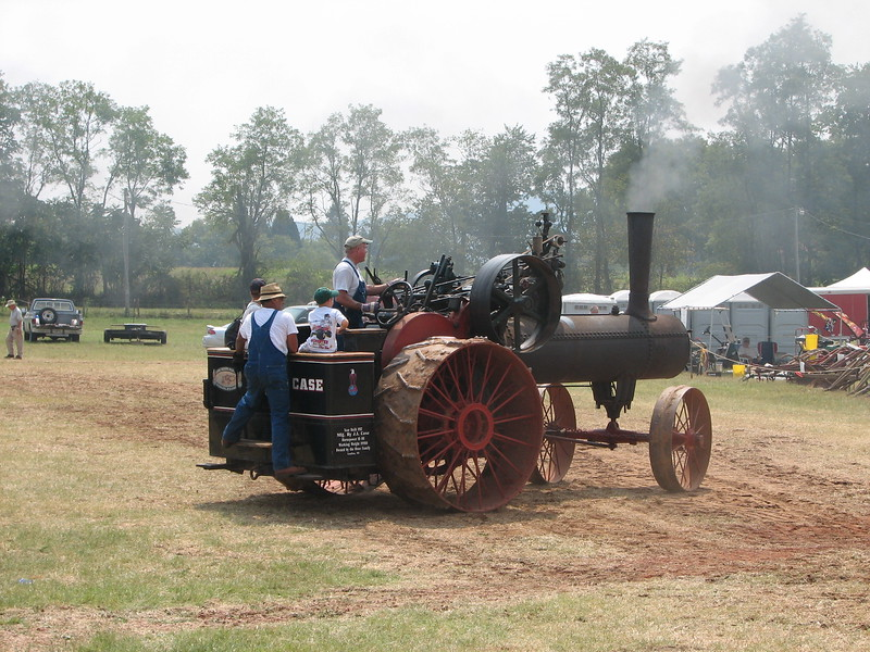 Sommerset Steam & Gas Show 2006 023