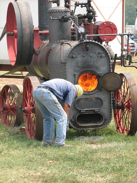 Sommerset Steam & Gas Show 2006 015