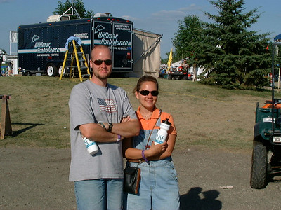 2001 SonShine Music Fest in Willmar, MN