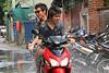 Near Thapae Gate, Sunday Aprill 12th