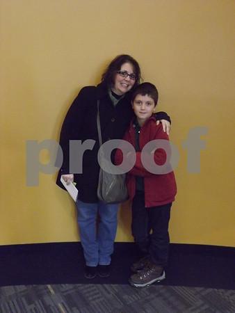 Katrina and Brady O'Brien.
