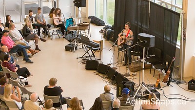 Songwriters Circle Paradise Arts Community Ally Noseworthy