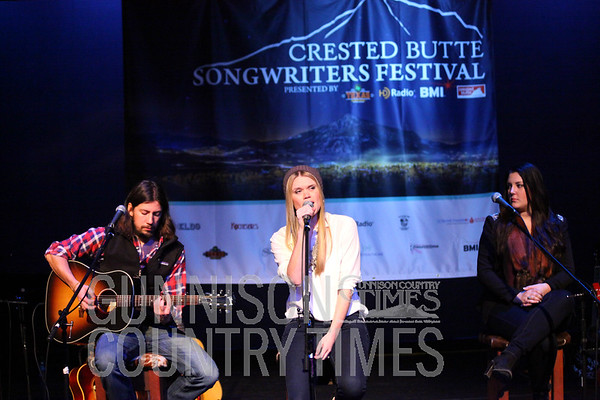 Songwriter's Festival 2014