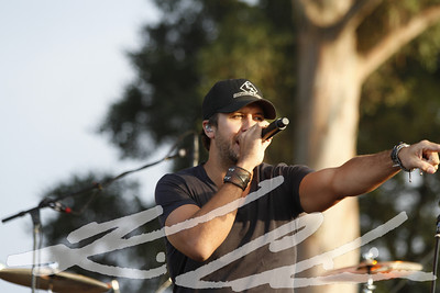 Luke Bryan, Sonoma, county, bbq, Barbaque, concert, 2011, Santa Rosa