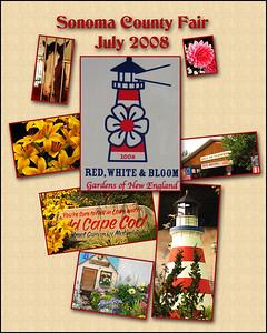 Sonoma County Fair July 2008