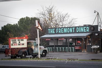 7:58am The Fremont Diner
