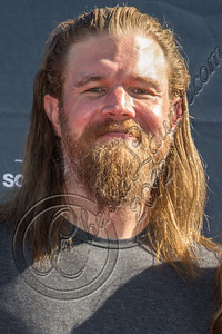 HOLLYWOOD, CA - AUGUST 26:  Actor Ryan Hurst attends the 2nd Annual Boot Ride and Rally at The Happy Ending Bar & Restaurant on August 26, 2012 in Hollywood, California.  (Photo by Chelsea Lauren/WireImage)