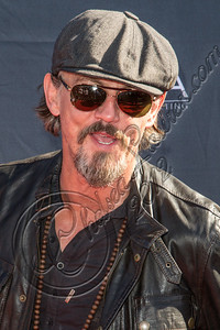 HOLLYWOOD, CA - AUGUST 26:  Actor Tommy Flanagan attends the 2nd Annual Boot Ride and Rally at The Happy Ending Bar & Restaurant on August 26, 2012 in Hollywood, California.  (Photo by Chelsea Lauren/WireImage)