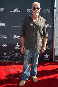 HOLLYWOOD, CA - AUGUST 26:  Actor Ron Perlman attends the 2nd Annual Boot Ride and Rally at The Happy Ending Bar & Restaurant on August 26, 2012 in Hollywood, California.  (Photo by Chelsea Lauren/WireImage)