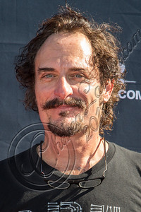 HOLLYWOOD, CA - AUGUST 26:  Actor Kim Coates attends the 2nd Annual Boot Ride and Rally at The Happy Ending Bar & Restaurant on August 26, 2012 in Hollywood, California.  (Photo by Chelsea Lauren/WireImage)