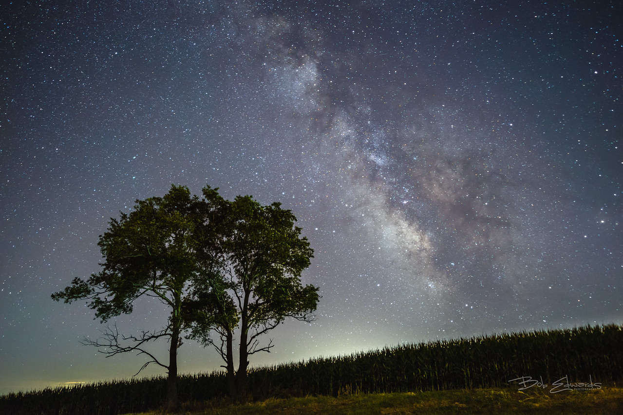 Milky Way South of Dubuque
