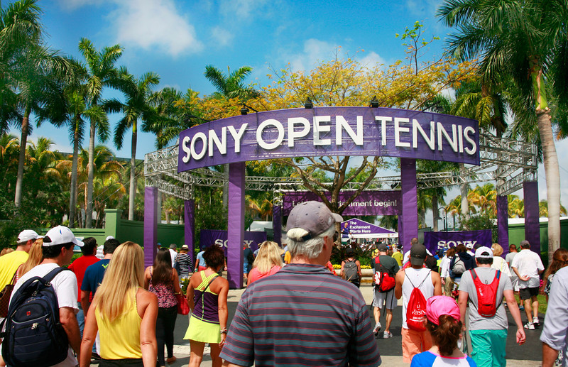 Sony Open Tennis, Miami FL 2014
