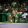 Straight sets for Rafael Nadal against Lleyton Hewitt in the third round at Sony Open, Miami 6-1, 6-3.