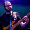 Cool bass player...